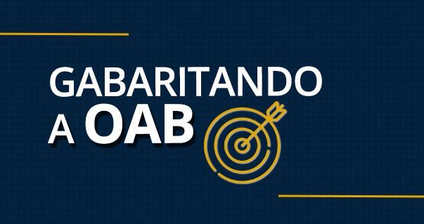 Gabaritando OAB - Dicas certeiras e gratuitas no canal Pedro Barretto no Youtube