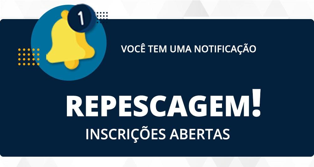 A OAB abriu as inscrições para Repescagem 2ª Fase
